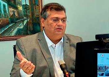 Governador Flávio Dino. Foto: Divulgação
