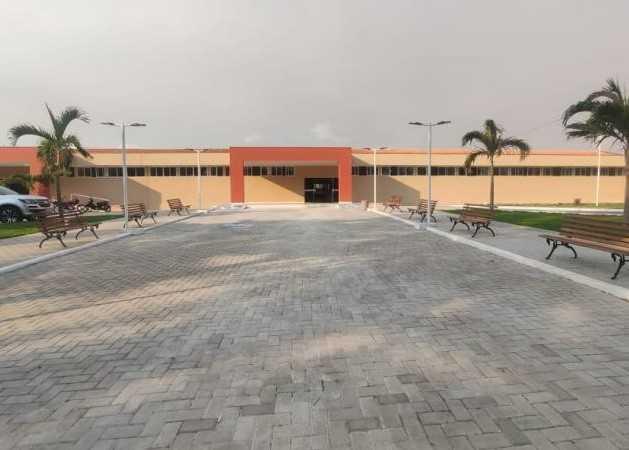 Hospital Josefina Getirana Netta. Foto: Reprodução
