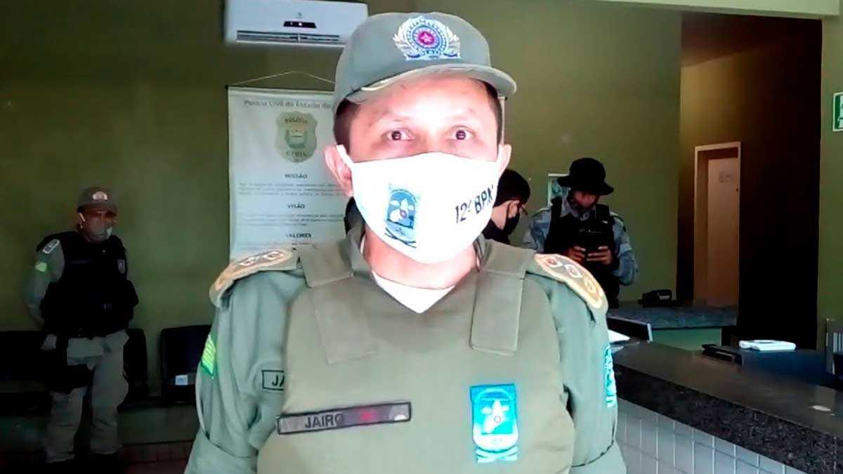 Major Jairo
