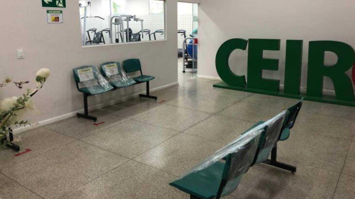 Centro Integrado de Reabilitação (Ceir). Foto: Divulgação