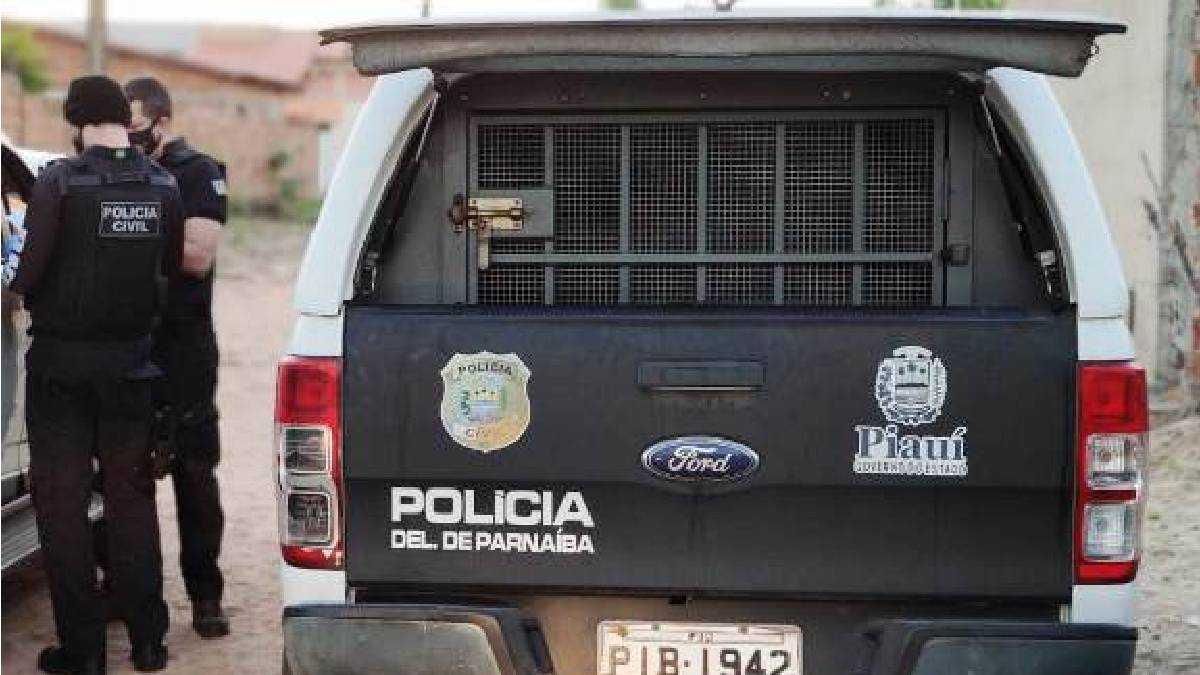 Polícia de Parnaíba. Foto: Reprodução