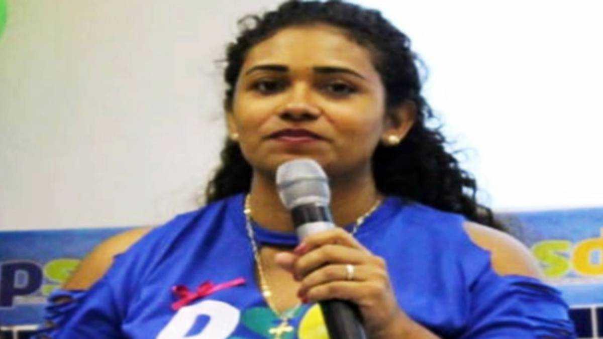 Candidata à vereadora, Lanna Sousa (PSD). Foto: Reprodução