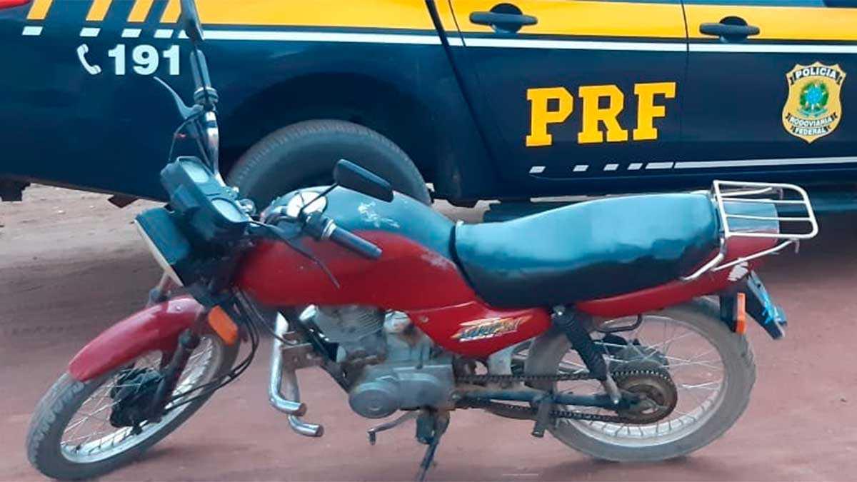 Moto Roubada